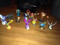 Skylanders for swap force, giant and spyro portals