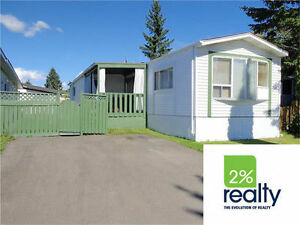 Immaculate Mobile Close To College-Hospital- Listed By 2% Realty