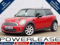 2012 62 MINI HATCH COOPER 1.6 COOPER 3D �87 PER MONTH