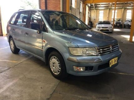 2000 Mitsubishi Nimbus UG GLX Automatic Wagon