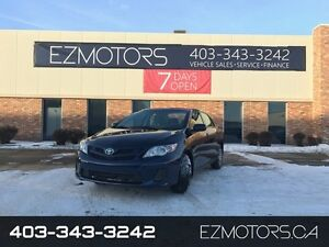 2012 Toyota Corolla CE/low kms/**$1000 off**