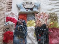 Girls Next clothes bundle 9 months to 3 years mixed