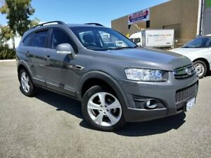 2011 Holden Captiva CG Series II 7 CX (4x4) Grey 6 Speed Automatic Wagon Malaga Swan Area Preview