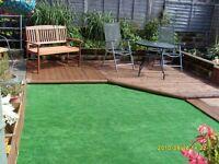 Artificial Grass 70 x 90cm and 100 x 160cm NEW