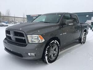 2010 Ram 1500 Sport 4x4 ~ 5.7L Hemi ~ Dual Exhaust ~ $99 B/W Yellowknife Northwest Territories image 1