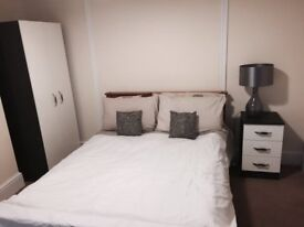 Double Room Available immediately. £425 per month inclusive of bills