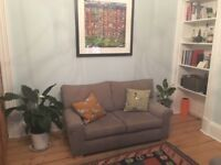 Grey Marl John Lewis Sofa Couch