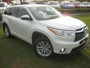 2014 Toyota Kluger GSU50R GX (4x2) White 6 Speed Automatic Wagon South Grafton Clarence Valley Preview