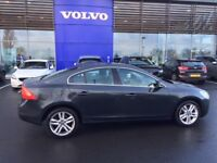 VOLVO S60 2.0 D3 SE LUX, FULL VOLVO HISTORY, 80400 MILES, SAT NAV, LEATHERS, SUNROOF ONLY £5995