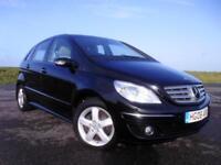 Mercedes-Benz B180 2.0TD SE, 1 OWNER, GEN LOW MILEAGE ! FSH.10 STAMPS, NEW MOT !