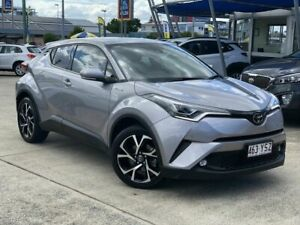 2019 Toyota C-HR NGX50R Koba S-CVT AWD Silver 7 Speed Constant Variable Wagon Chermside Brisbane North East Preview