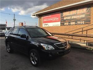 2007 Lexus RX 400h***AWD**HYBRID***LEATHER*** ONLY 168KMS***