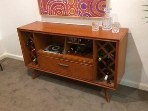 Retro Vintage Sideboard/Record Player Mordialloc Kingston Area Preview