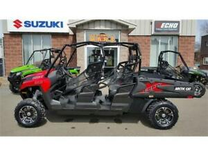 **Clearance** 2017 Arctic Cat 700 HDX Prowler Crew ONLY $13999*