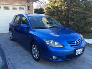 2006 Mazda 3 Sport Hatchback - Certified and Emission Tested