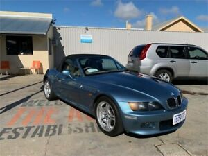 2000 BMW Z3 2.2 Blue 5 Speed Manual Roadster Mount Hawthorn Vincent Area Preview