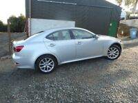 2012 LEXUS IS200D ADVANCE