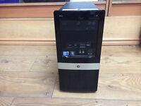 HP Pro 3130 MT Core i5-650 3.2GHz 4GB Ram 250GB HDD Win 7 PC