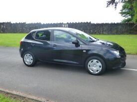2013 SEAT IBIZA 1,2 TDI S FULL SERVICE HISTORY 20 POUNDS ROAD TAX FINANCE AVALIABLE