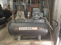Devilbiss Air Compressor