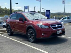 2015 Subaru XV G4X MY15 2.0i Lineartronic AWD Red 6 Speed Constant Variable Wagon Littlehampton Mount Barker Area Preview