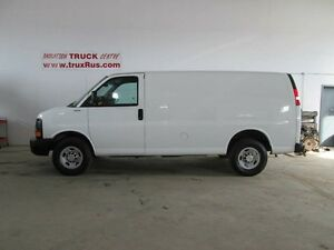 2013 Chevrolet Express 2500 Standard Rear-wheel Drive Cargo Van