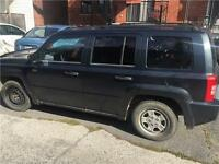 Trés belle jeep patriot 2008 propre 4 cylindres 2.0litre