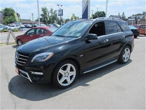 2012 Mercedes-Benz ML-Class ML350 BlueTEC