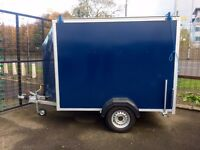 Single Axle Braked Trailer for sale 8ft x 5ft x 6ft perfect condition