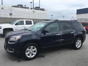 2016 GMC ACADIA SLE-2 AWD BLUE one owner low km's