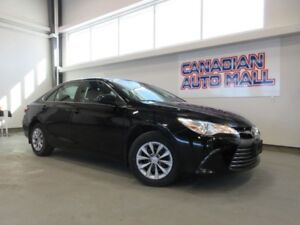 2017 Toyota Camry LE, A/C, BT, CAMERA, 69K!