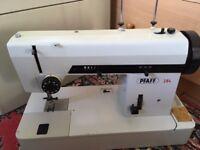 Pfaff sewing machine requiring attention
