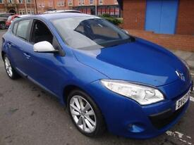 """60 RENAULT MEGANE 1.5dCi ( 106bhp ) I - MUSIC """"""""£30 A YEAR ROAD TAX """""""""""