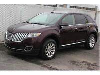 2011 Lincoln MKX LIMITED _ NAVIGATION - TOIT OUVRANT