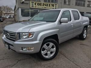 2012 Honda Ridgeline TOURING **NAVI-CAMERA-LEATHER-ROOF-