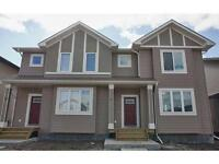 Fort Saskatchewan BRAND NEW LUXURY half-duplex