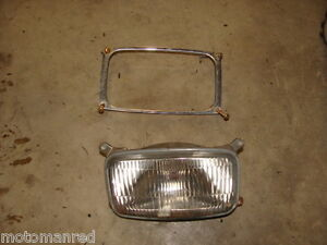 82-83-84-85-86-YAMAHA-SRV540-srv-Vmax-540-front-headlight-head-light-bezel
