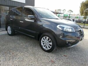 2013 Renault Koleos H45 Phase III Expression Grey 1 Speed Constant Variable Wagon Bayswater North Maroondah Area Preview