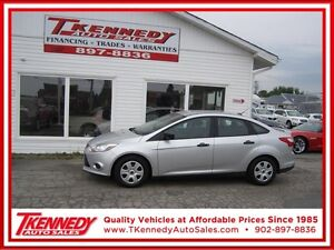 2012 Ford Focus S ONLY $6,988.00 LOW PAYMENTS OAC