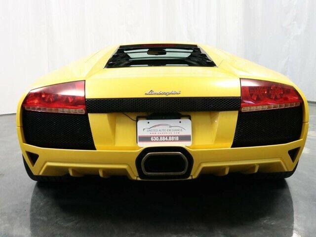 Image 11 Voiture Européenne d'occasion Lamborghini Murcielago 2008