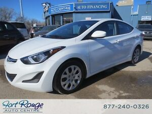 2015 Hyundai Elantra GL - BLUETOOTH/HEATED SEATS