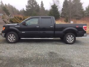 Ford F-150 XTR with leather, 6.5 ft box, 6-seater, 4x4