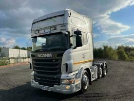 Scania R480 Midlift Topline Tractor Unit