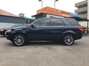 2014 Ford Territory SZ Titanium (4x4) Blue 6 Speed Automatic Wagon Sutherland Sutherland Area Preview