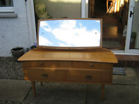 Lebus 1960s Dressing table