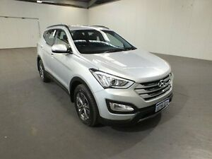 2014 Hyundai Santa Fe DM Active CRDi (4x4) Silver 6 Speed Automatic Wagon Bibra Lake Cockburn Area Preview