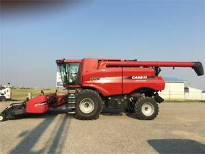 Case IH 7120 Combine w/ 3016 P/U header for sale! $149,500.00!