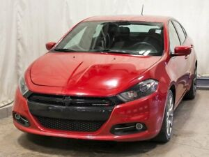 2014 Dodge Dart SXT Rallye Edition Sedan Automatic w/ Low KMs, B