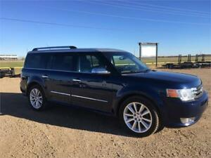 2012 Ford Flex Limited Leather AWD warranty Financing