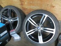BMW Wheels - Police Auction Mon Oct 5 @ 5 pm